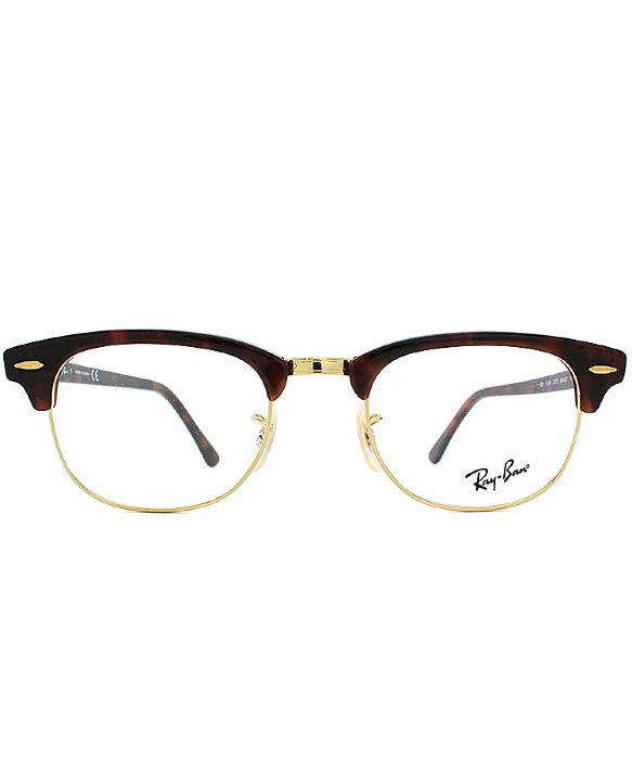 a6634764a7 ... closeout gallery. previously sold at bluefly mens ray ban clubmaster  bb7fd 1ead6