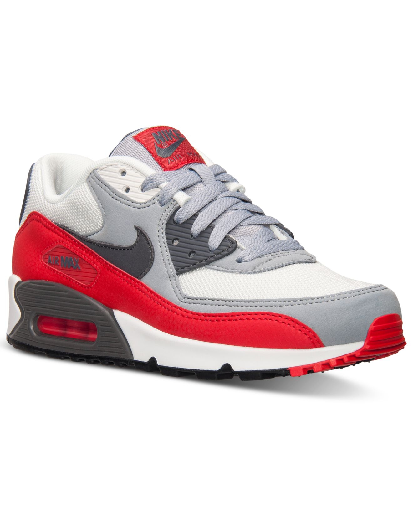 Lyst - Nike Men s Air Max 90 Essential Running Sneakers From Finish ... 880f98373