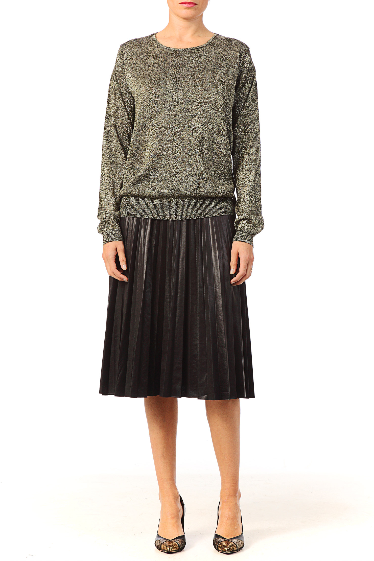 vila midi skirt maxi skirt in black lyst