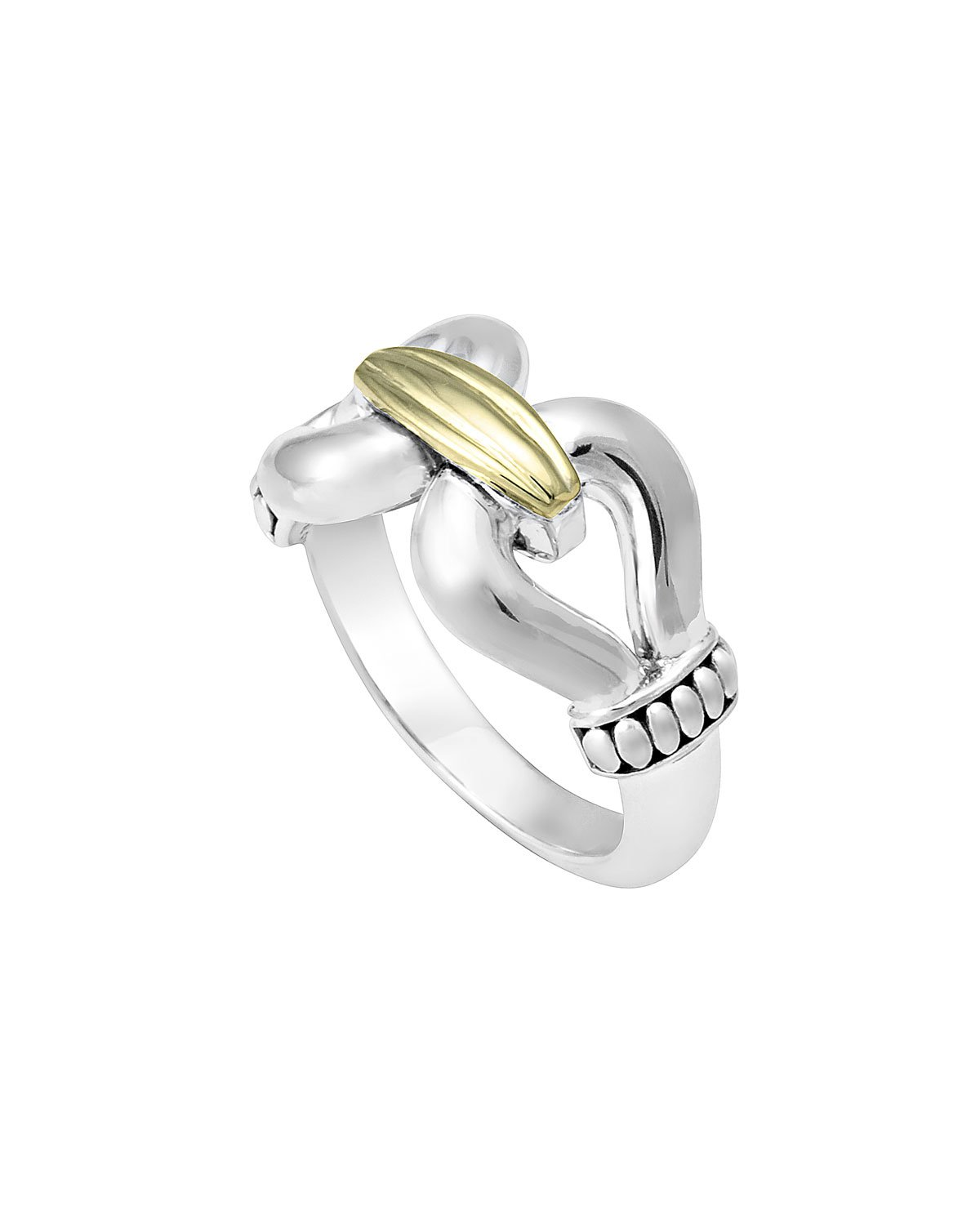 Lagos Women's 'Derby' Large Diamond Ring 7xMGmg