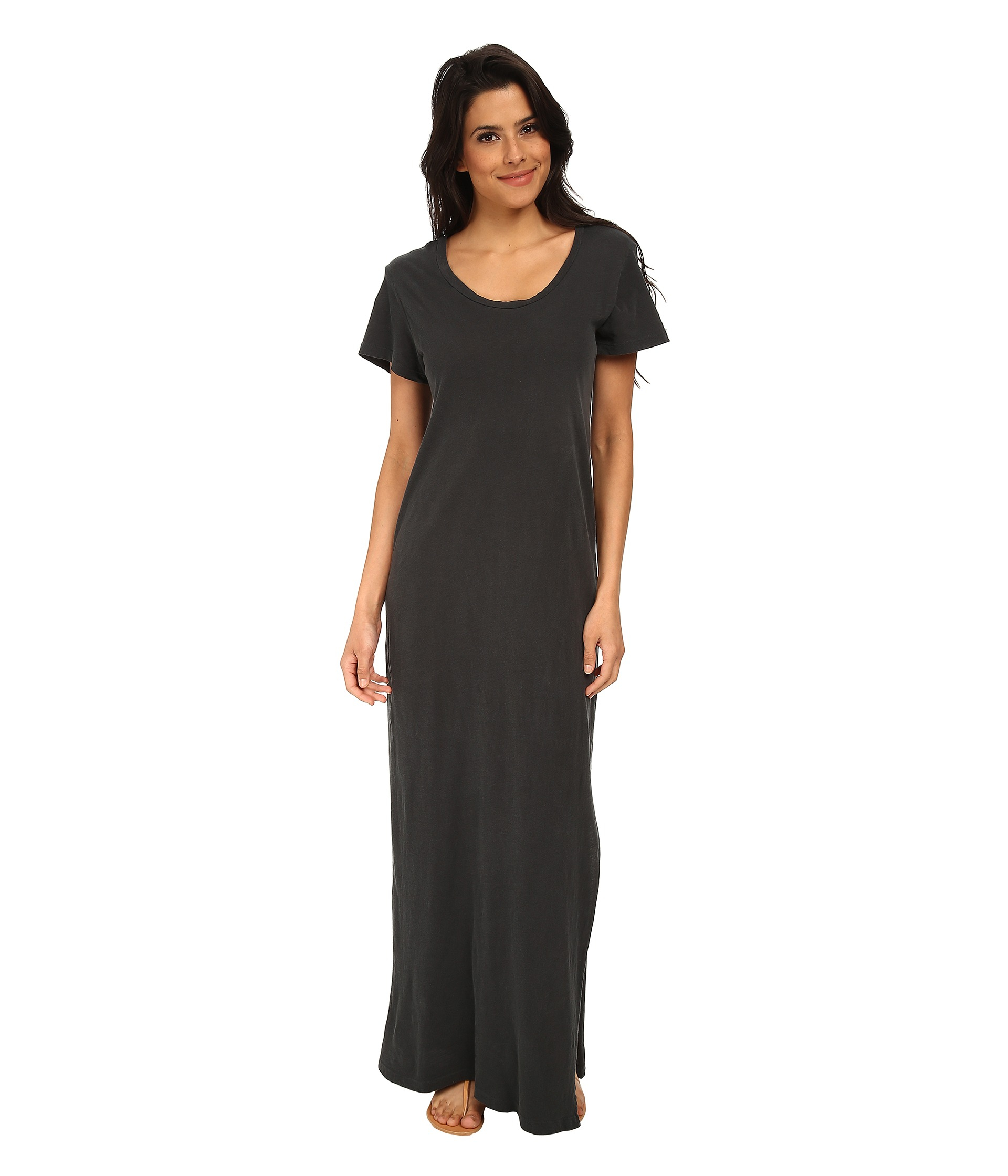 Black black t shirt maxi dress - Gallery Previously Sold At Zappos Women S T Shirt Dresses