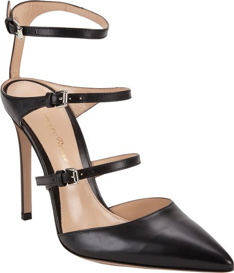 Giuseppe Zanotti Men S Shoes Triple Buckles