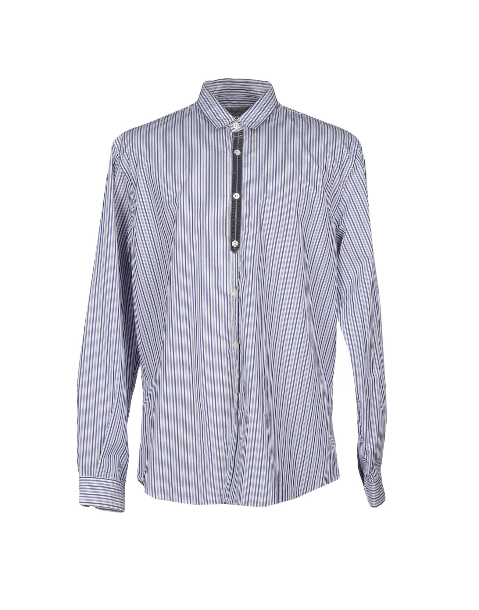 Lyst etro shirt in gray for men for Etro men s shirts