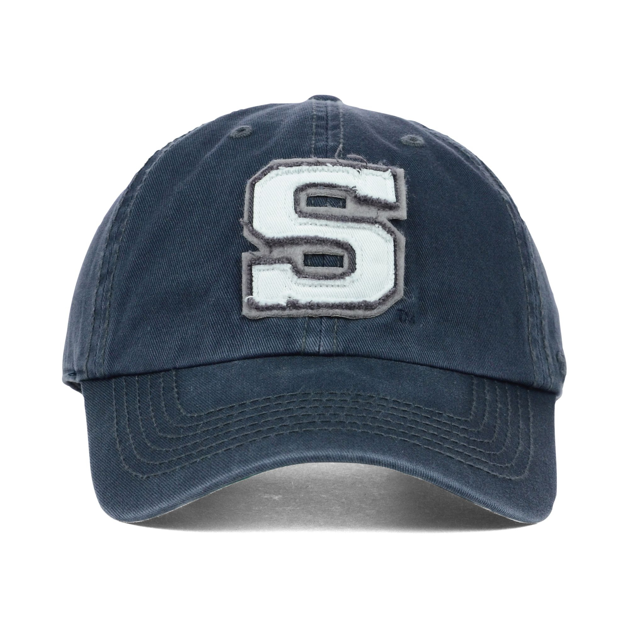 d7b43160ed0e5 Lyst - 47 Brand Penn State Nittany Lions Gibraltar Clean Up Cap in ...