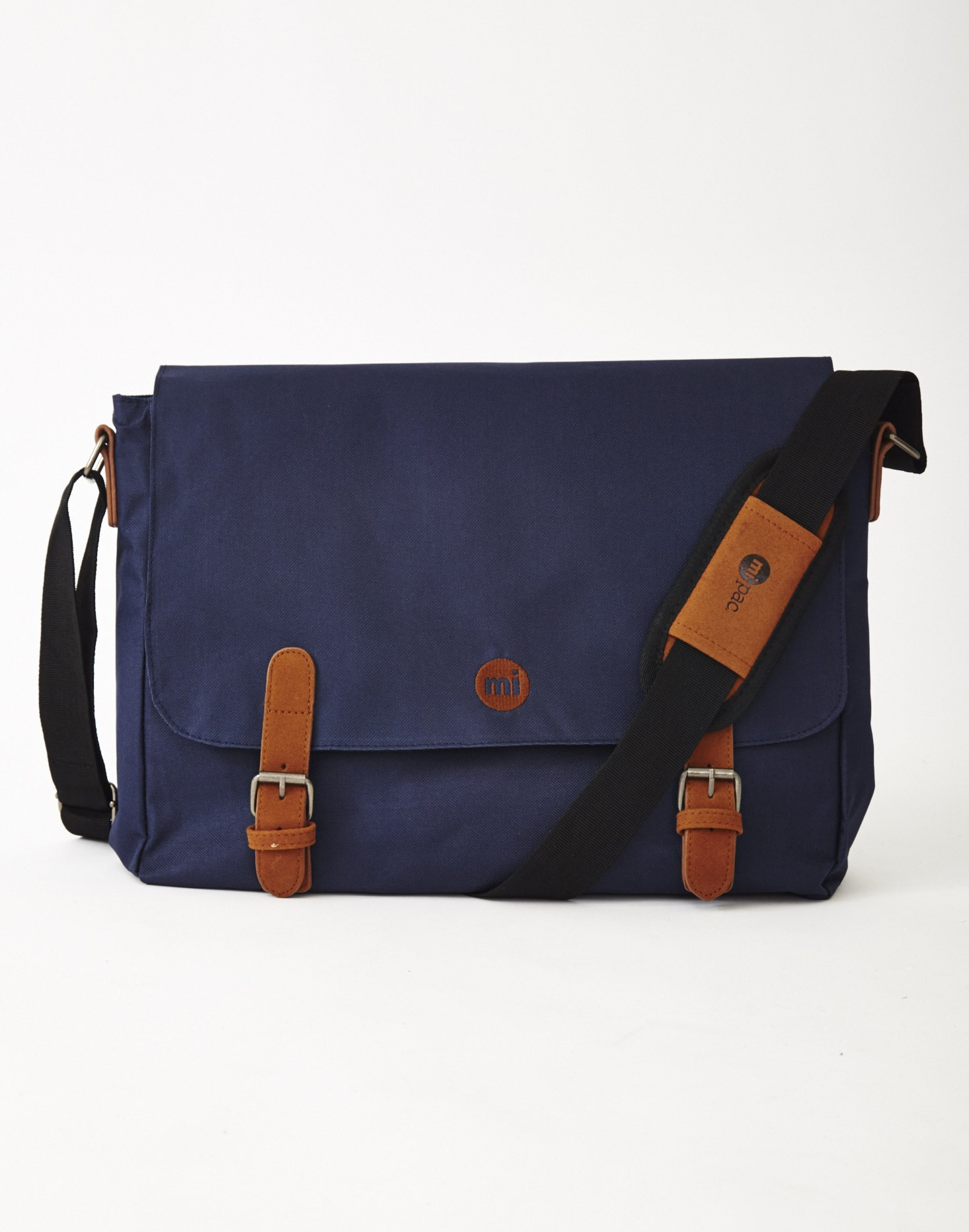 a2a3bf46f214 Lyst - Mi-Pac Messenger Bag - Navy in Blue for Men