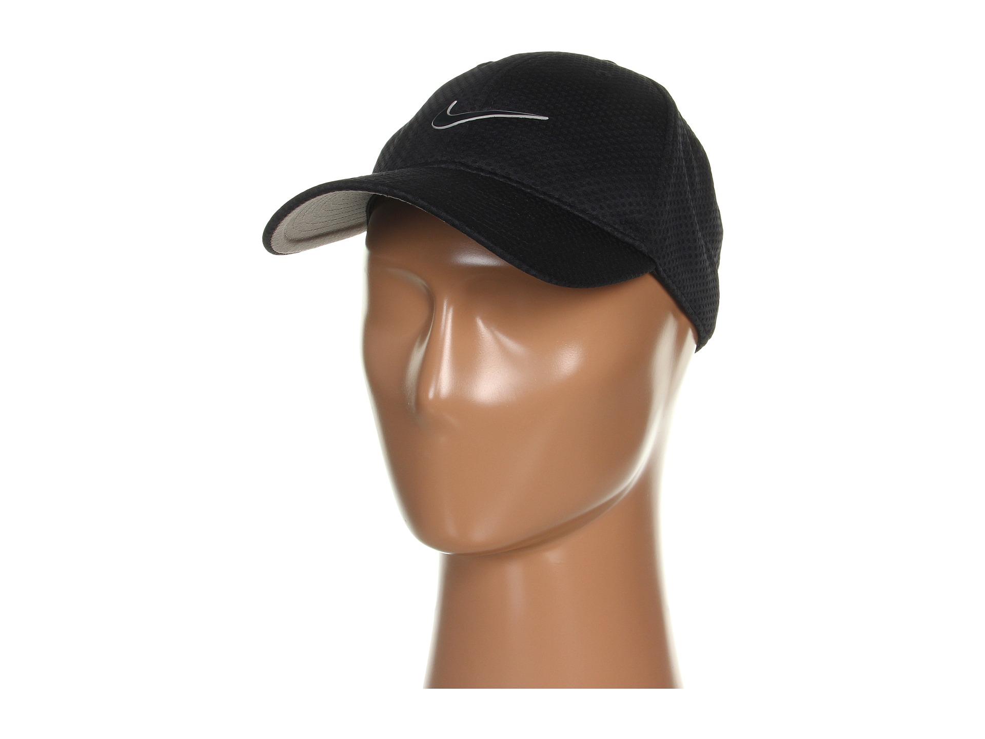 2c685b6db3e Lyst - Nike Heritage Dri-fit Mesh Adjustable in Black for Men
