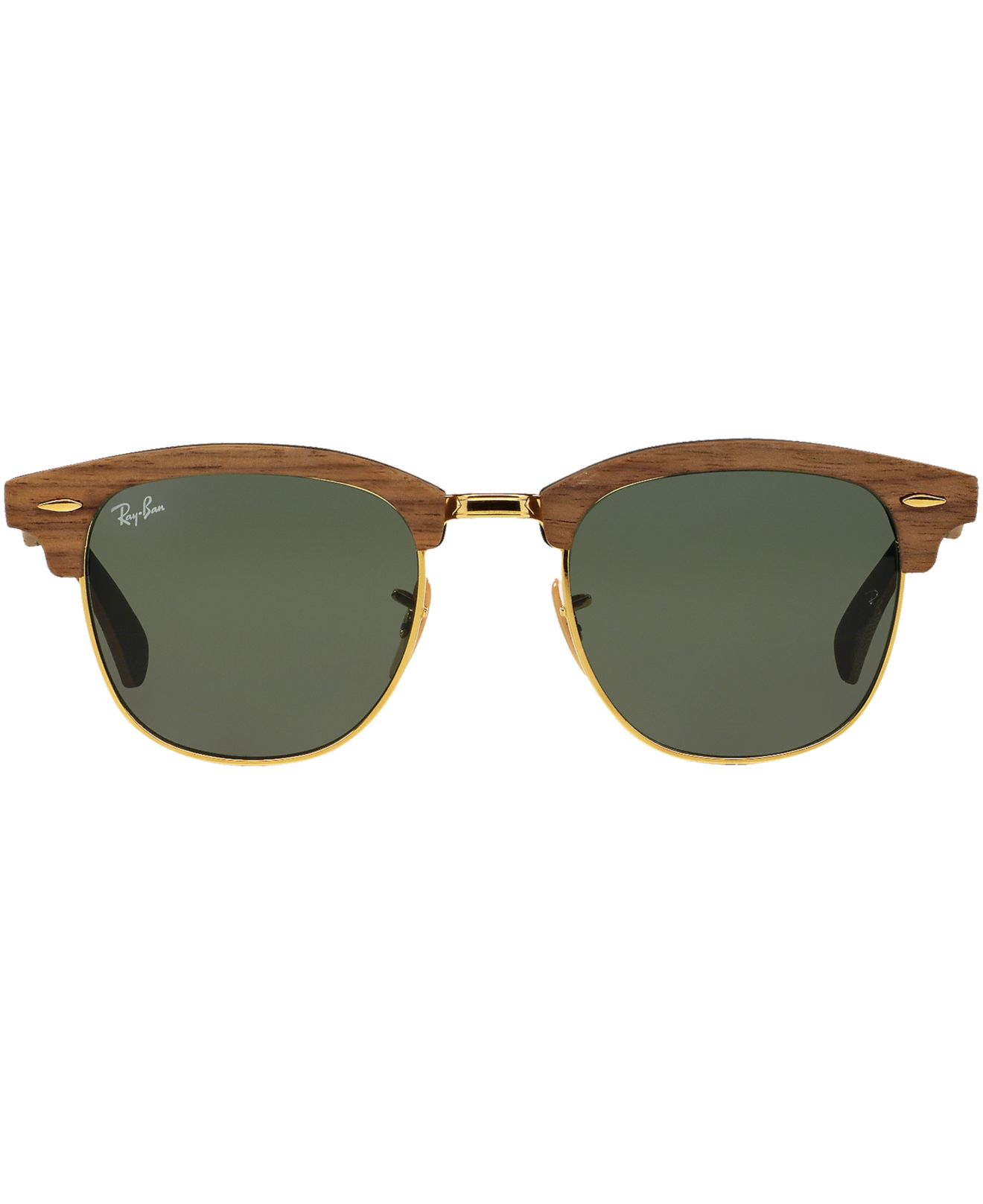 ee2d866170 Ray Ban Rb3016m Clubmaster Wood