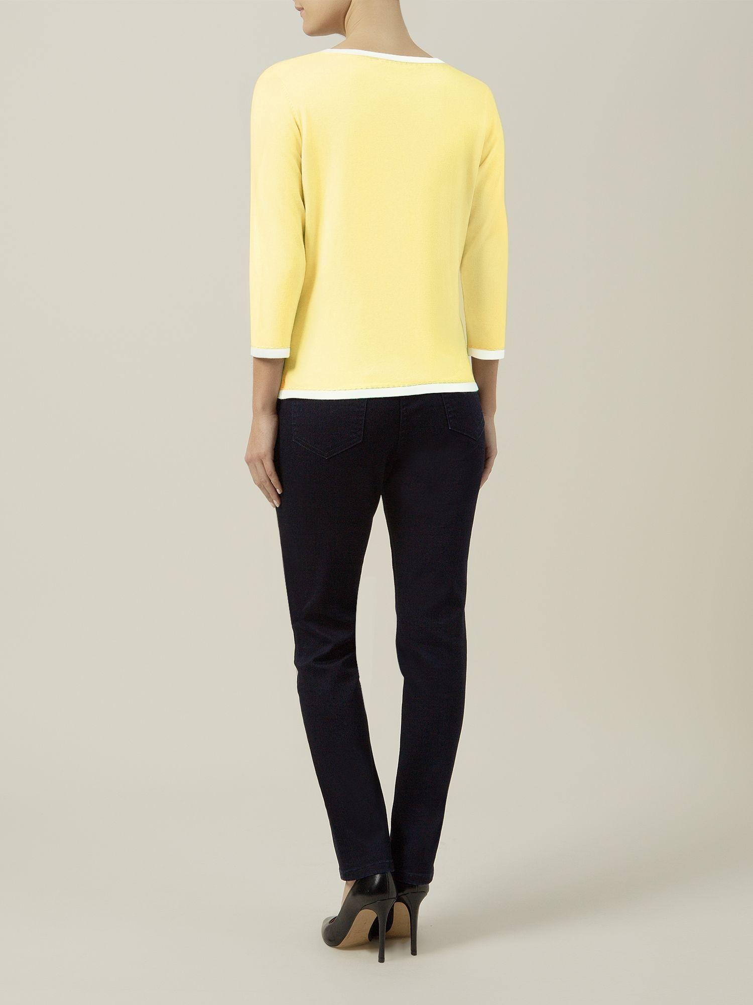 Precis petite Lemon Knit Cardigan in Yellow   Lyst