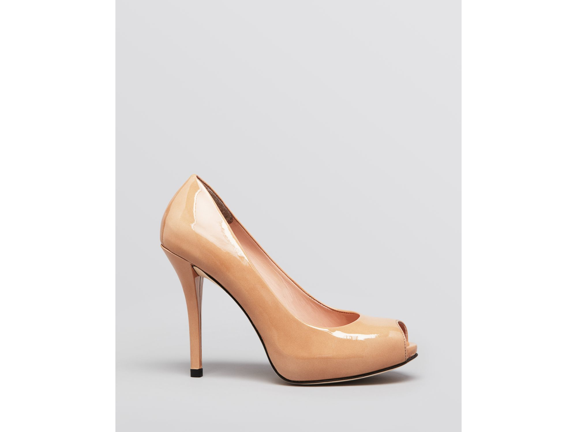 Stuart Weitzman Bow Peep-Toe Pumps w/ Tags buy online cheap free shipping latest collections low price for sale tMzc0