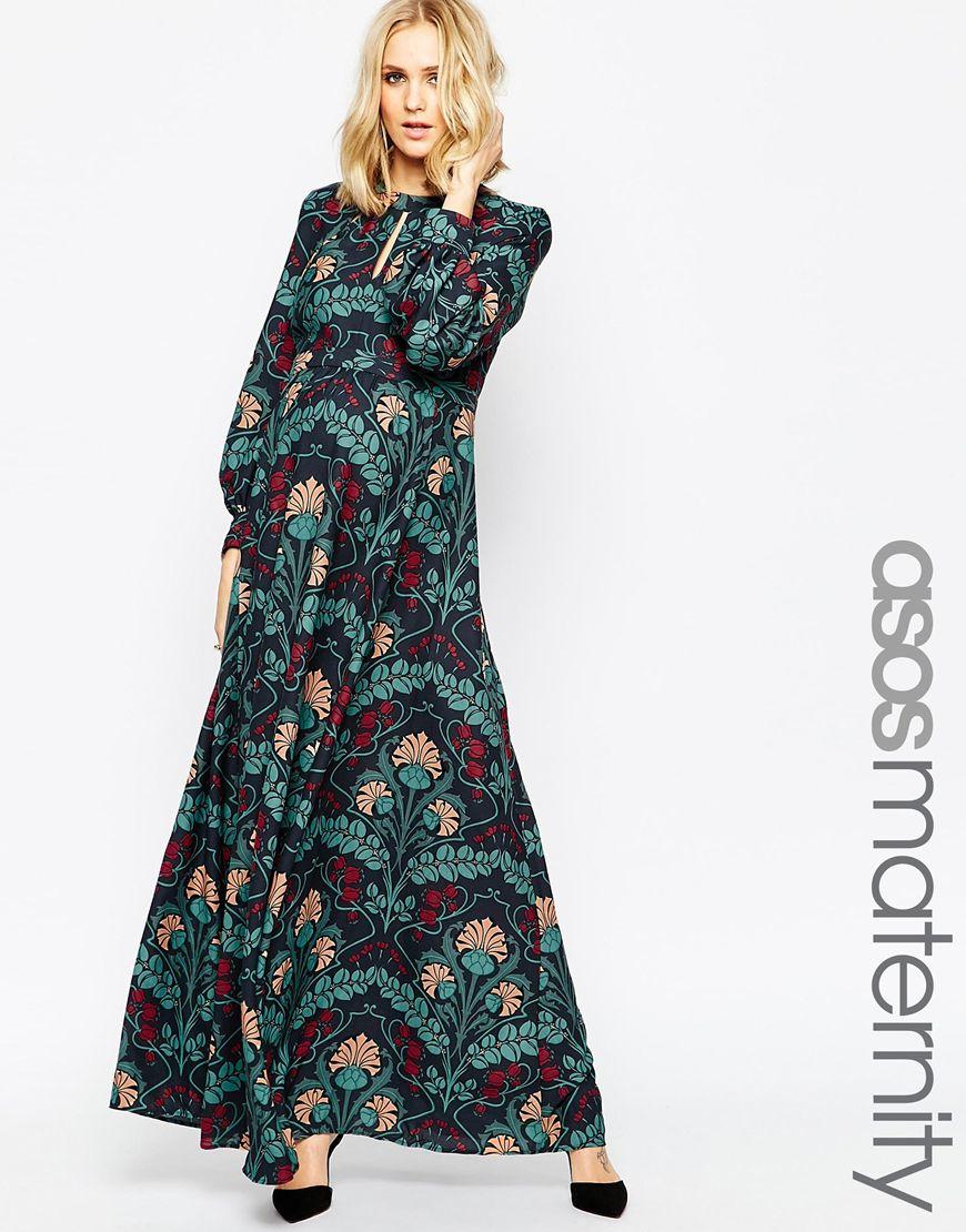 Long dress asos kaftan