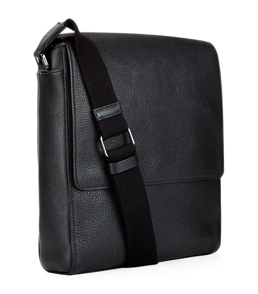 b73c0062b67 Mulberry Maxwell Slim Messenger Bag in Black for Men - Lyst