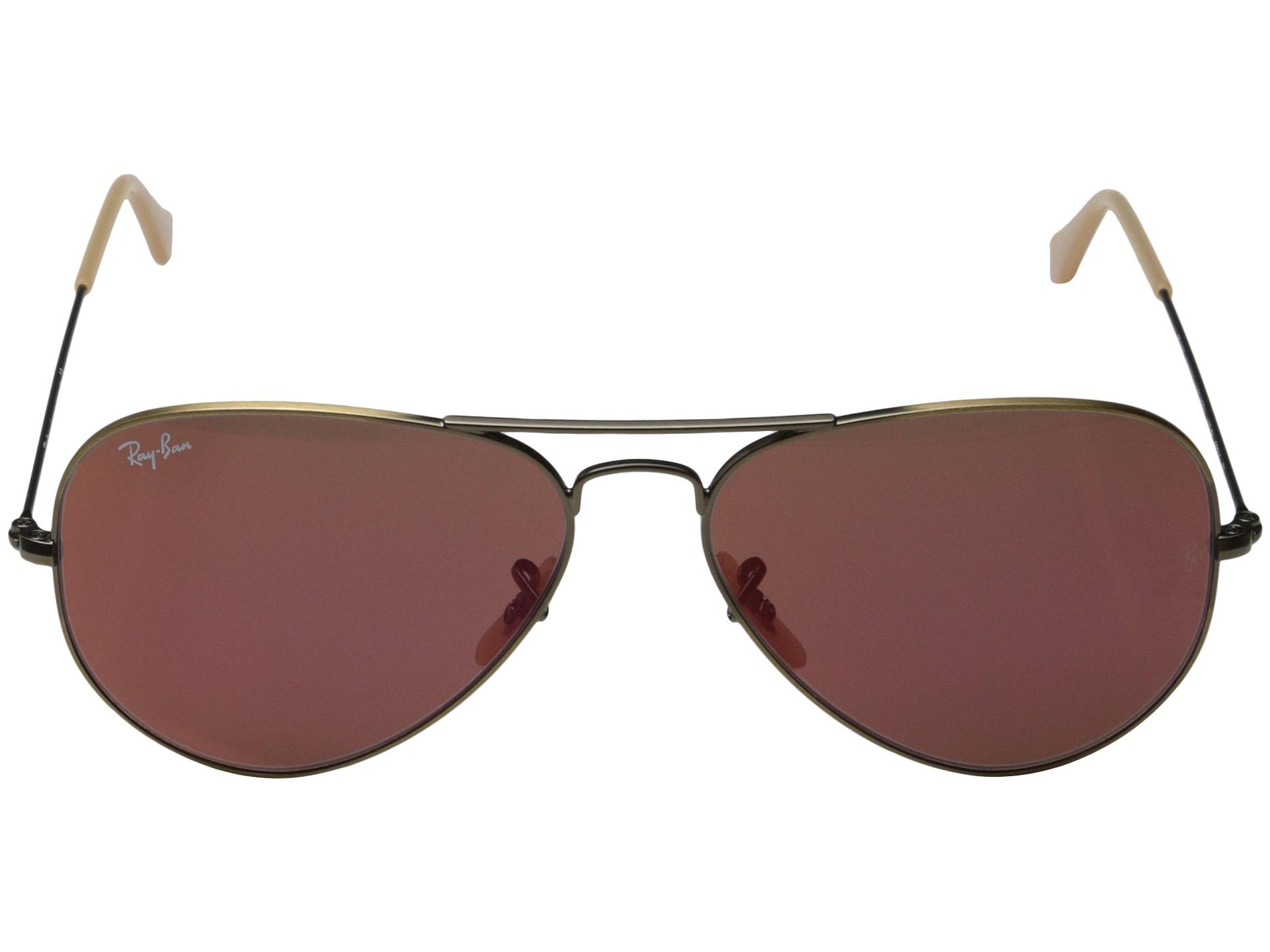 564a7f169f3 Ray Ban Rb 3025 58 Original Aviator Sunglasses 58mm Uv « Heritage Malta