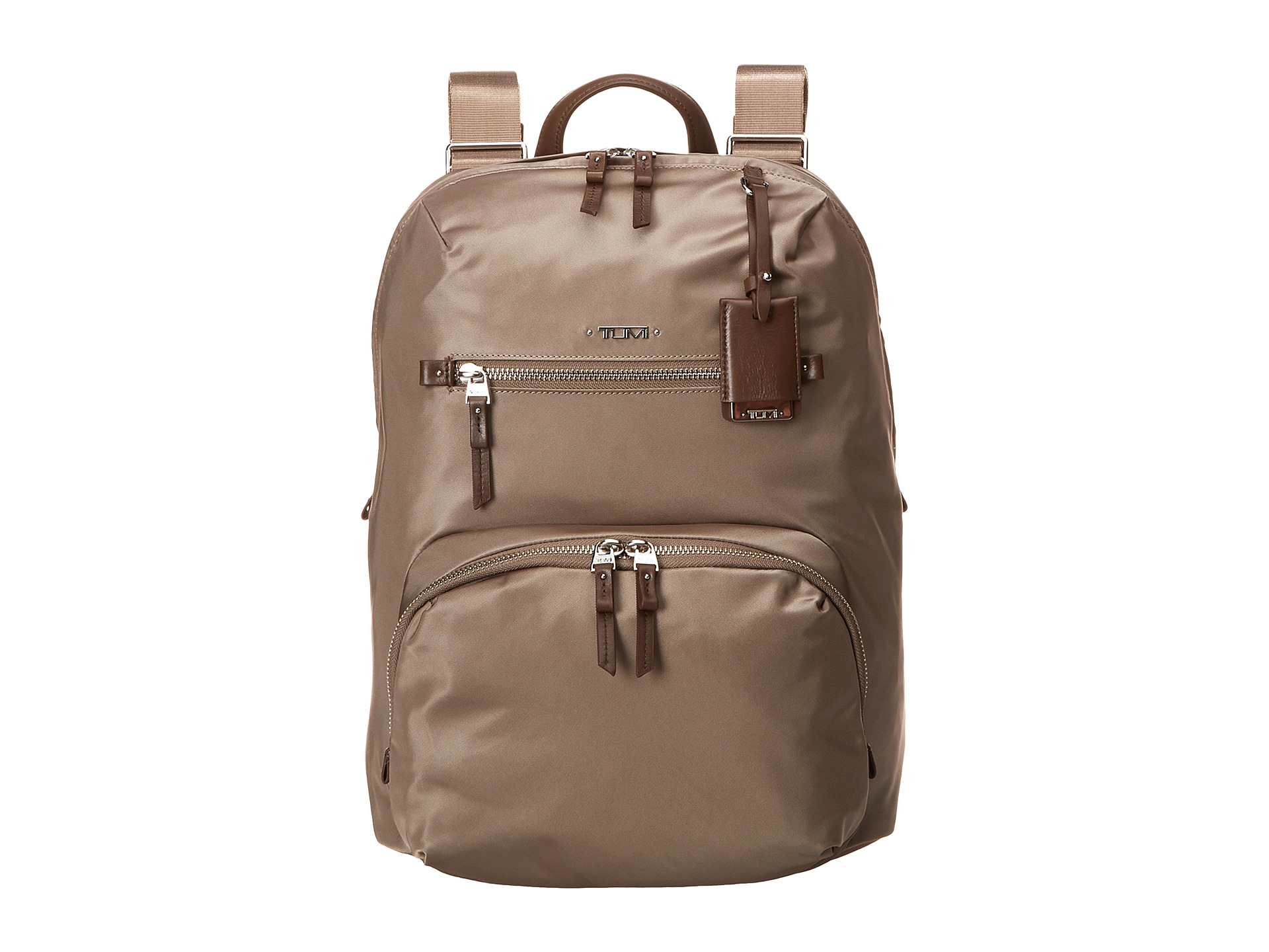 Lyst Tumi Voyageur Halle Backpack In Natural