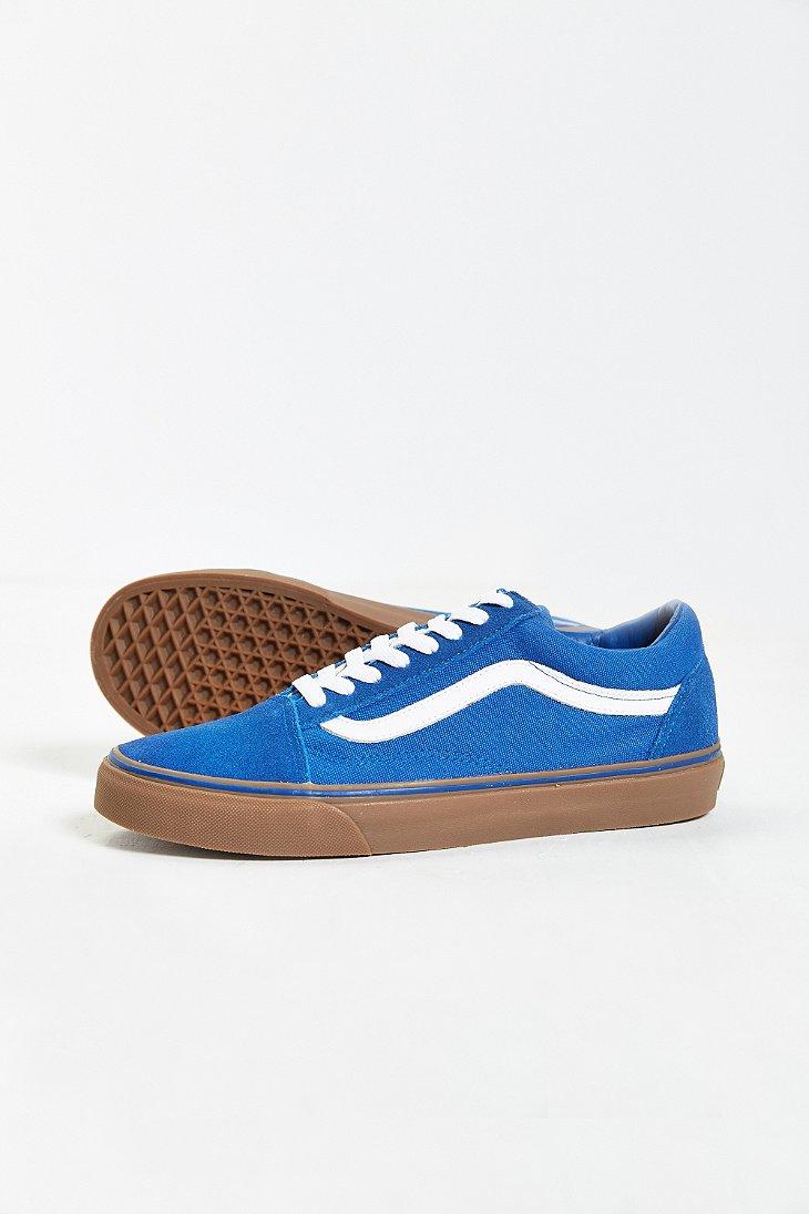 1b278416044ce9 Lyst - Vans Old Skool Gum Sole Sneaker in Natural for Men