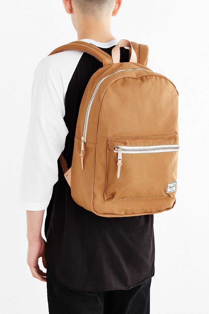 2610e43a3d32 Lyst - Herschel Supply Co. Settlement Select Backpack in Brown for Men