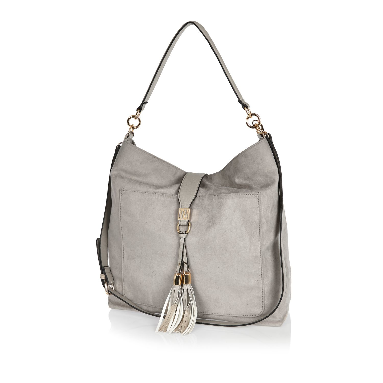 Gtey Slouch River Island Bucket Bag