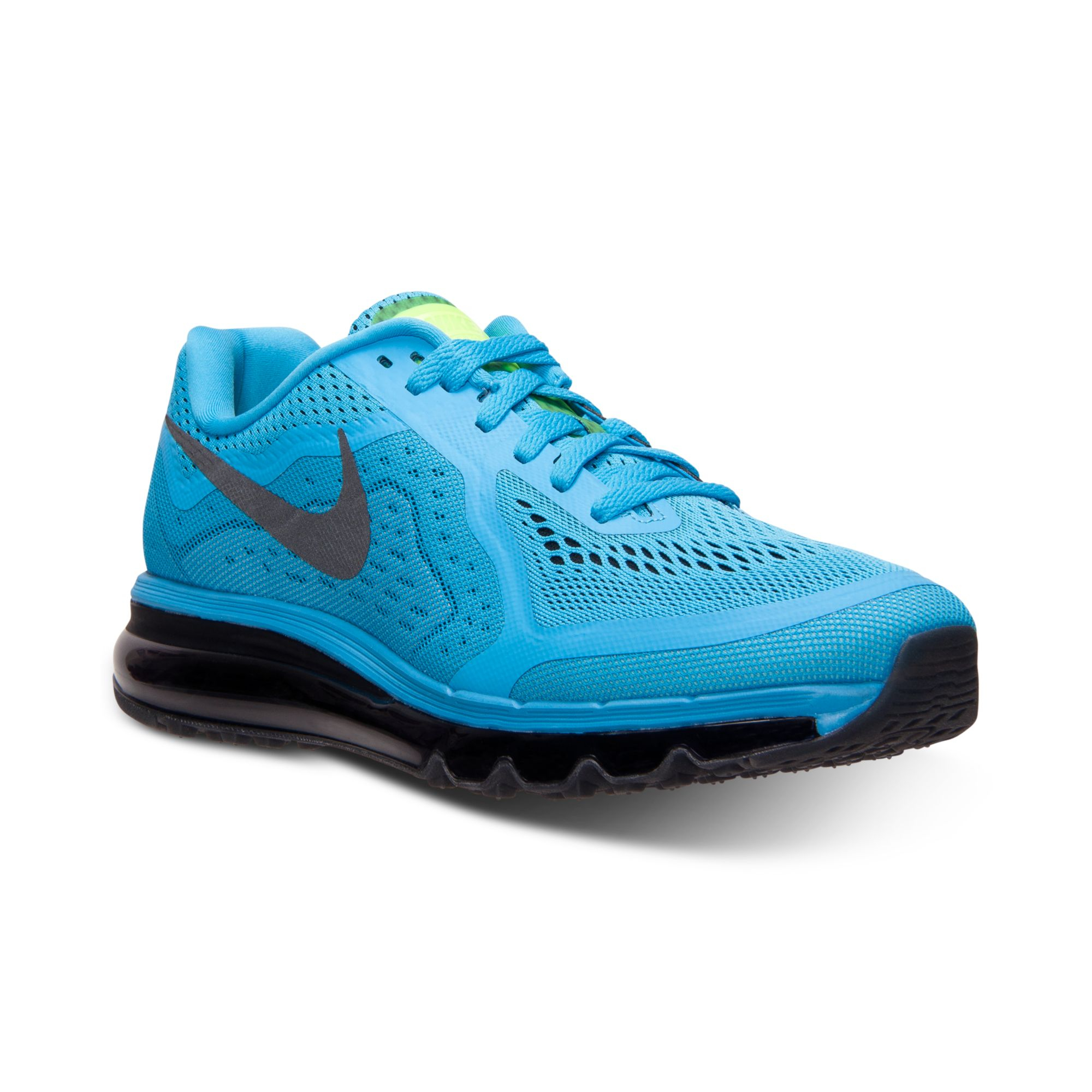 nike blue mens air max 2014 running sneakers from finish line product