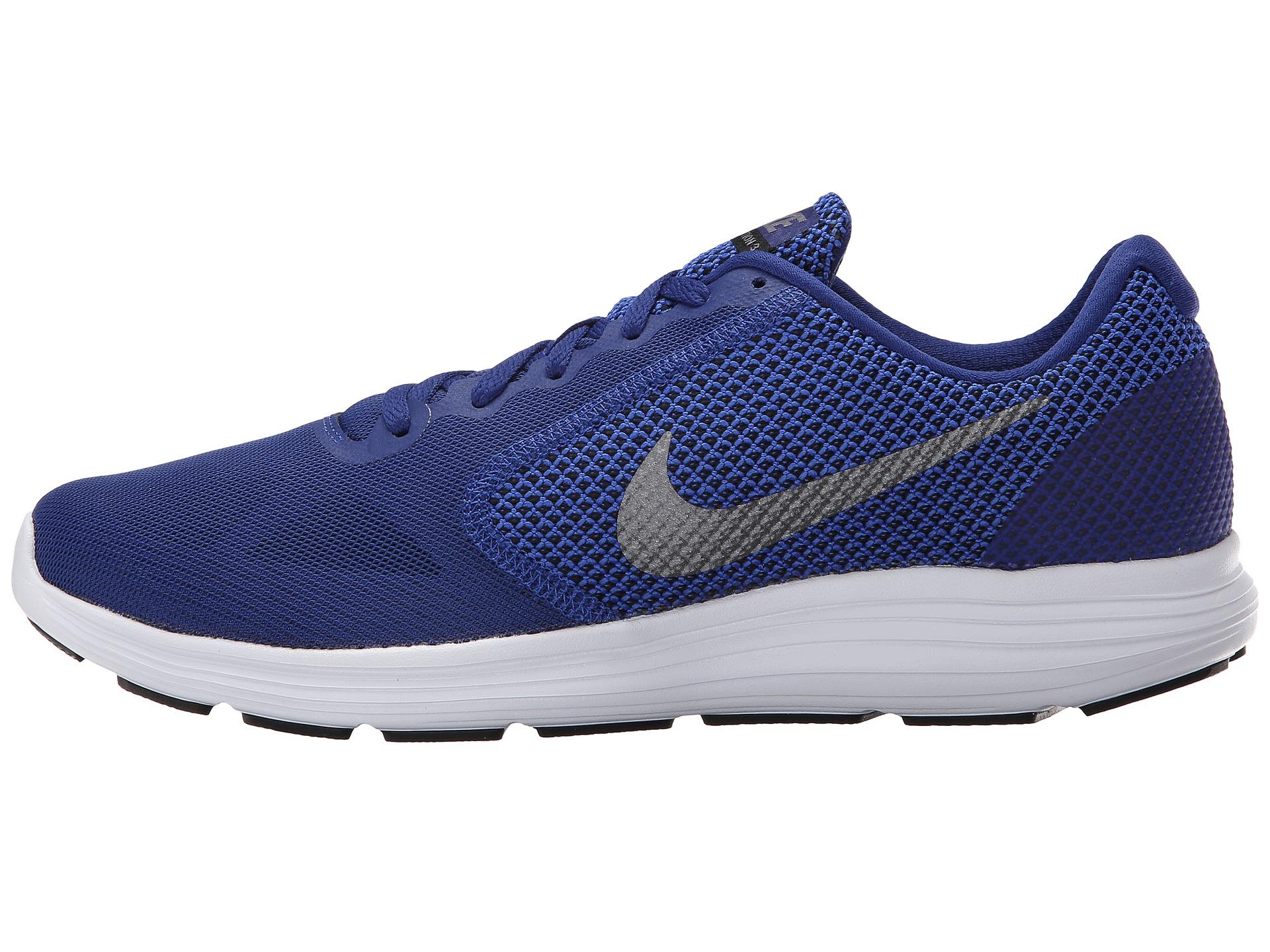 Lyst - Nike Revolution 3 in Blue for Men