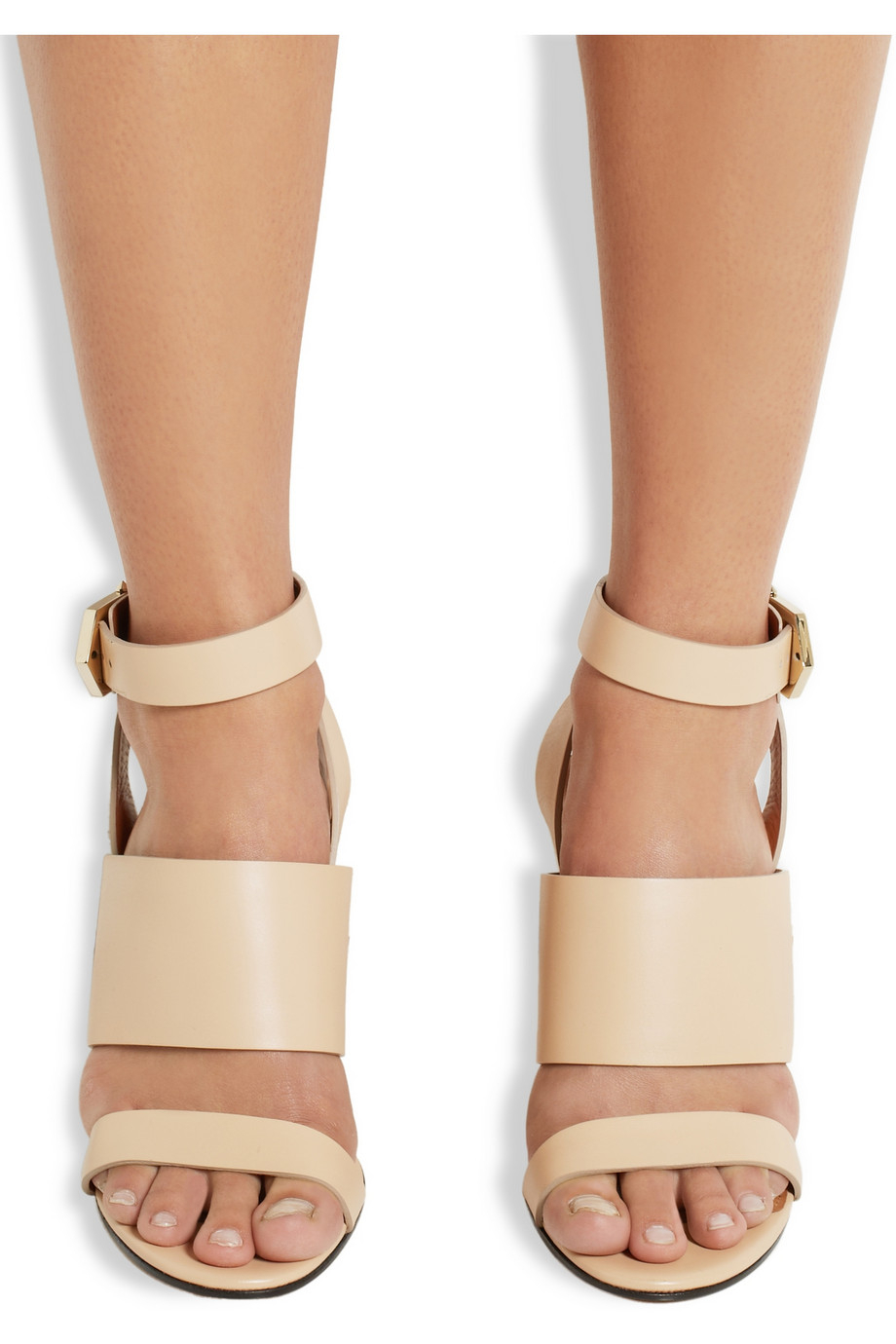 order cheap price Givenchy Sara Leather Sandals free shipping eastbay free shipping clearance gjvHdmHhe