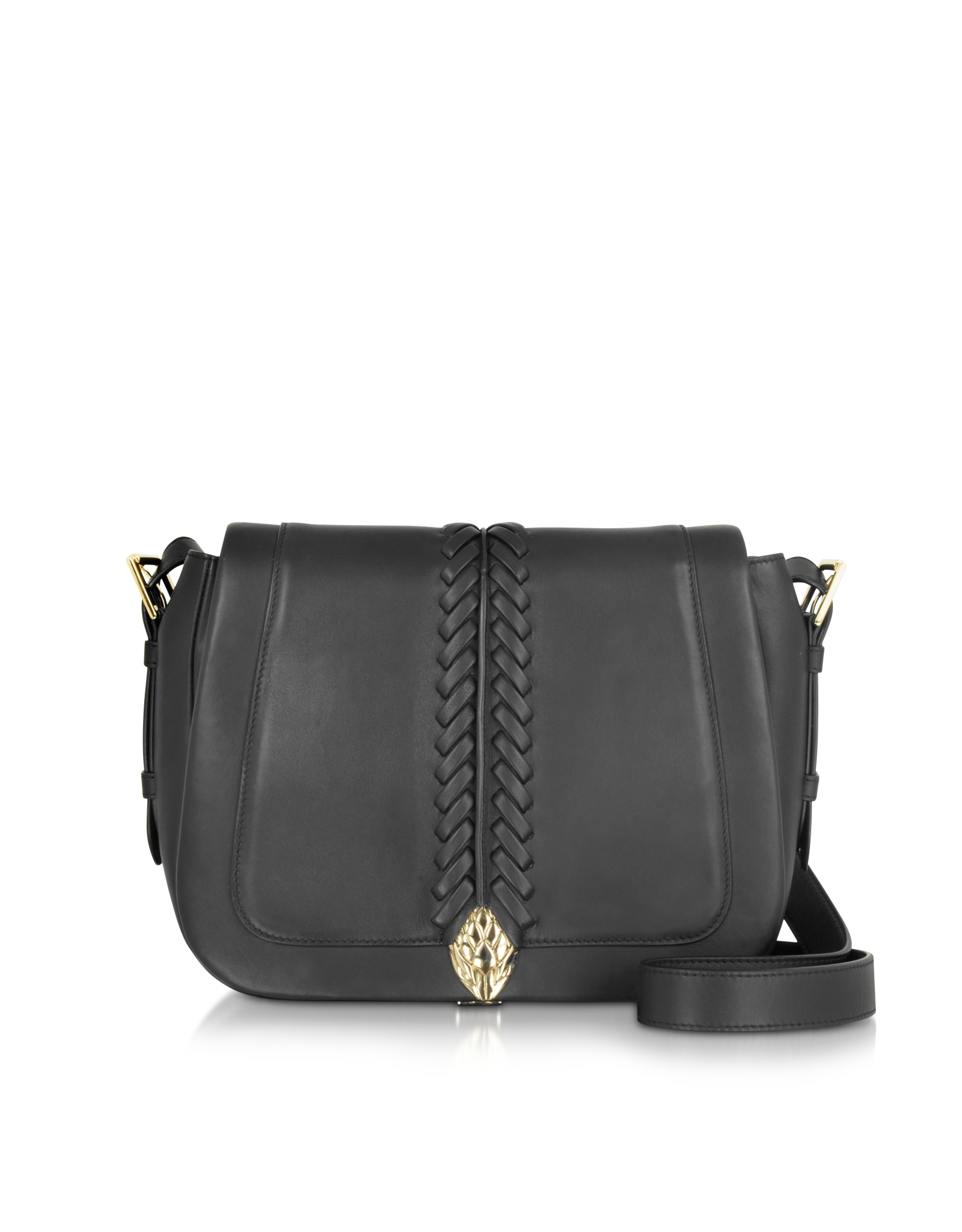 Roberto Cavalli Women Black Smoo... sale new arrival outlet ebay xgWgUsYnmS