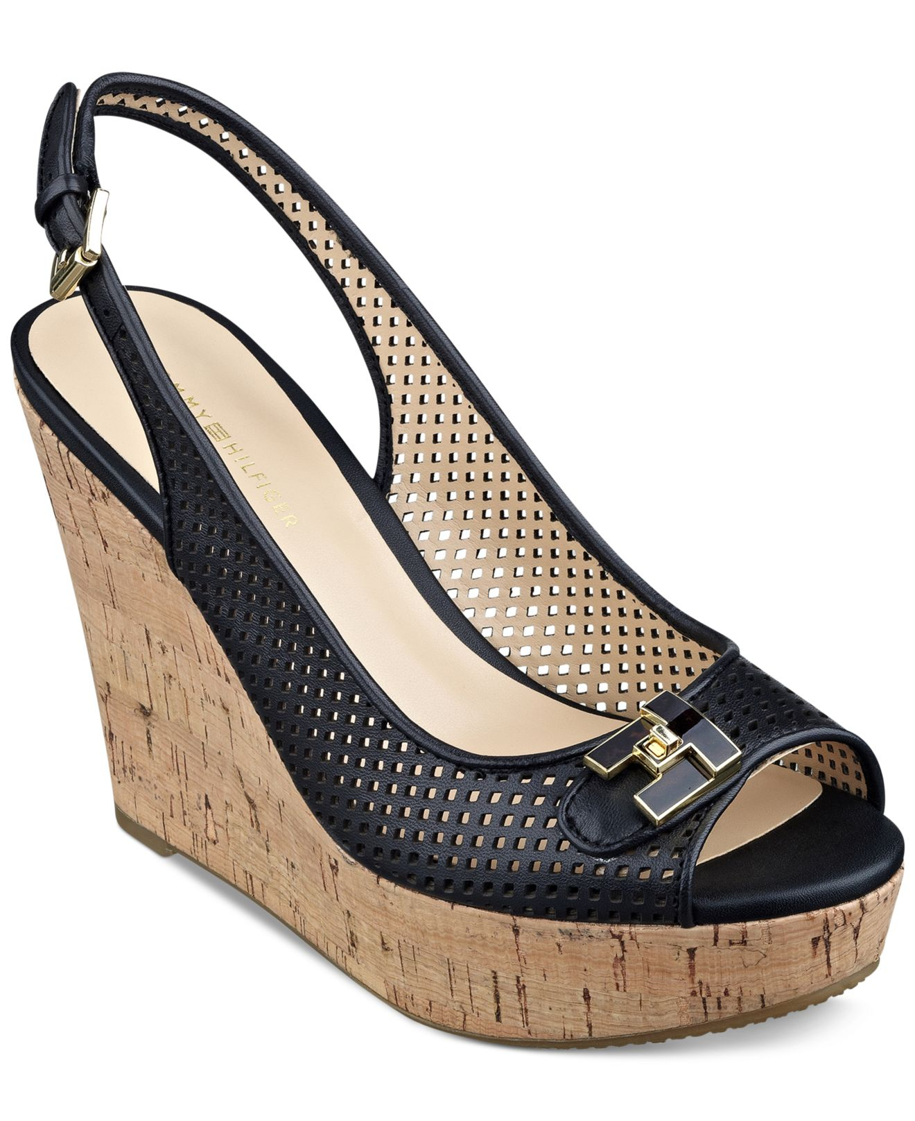 Brilliant  Wedge Platform Sandal Coffee Are The Perfect Way To Liven Up Your
