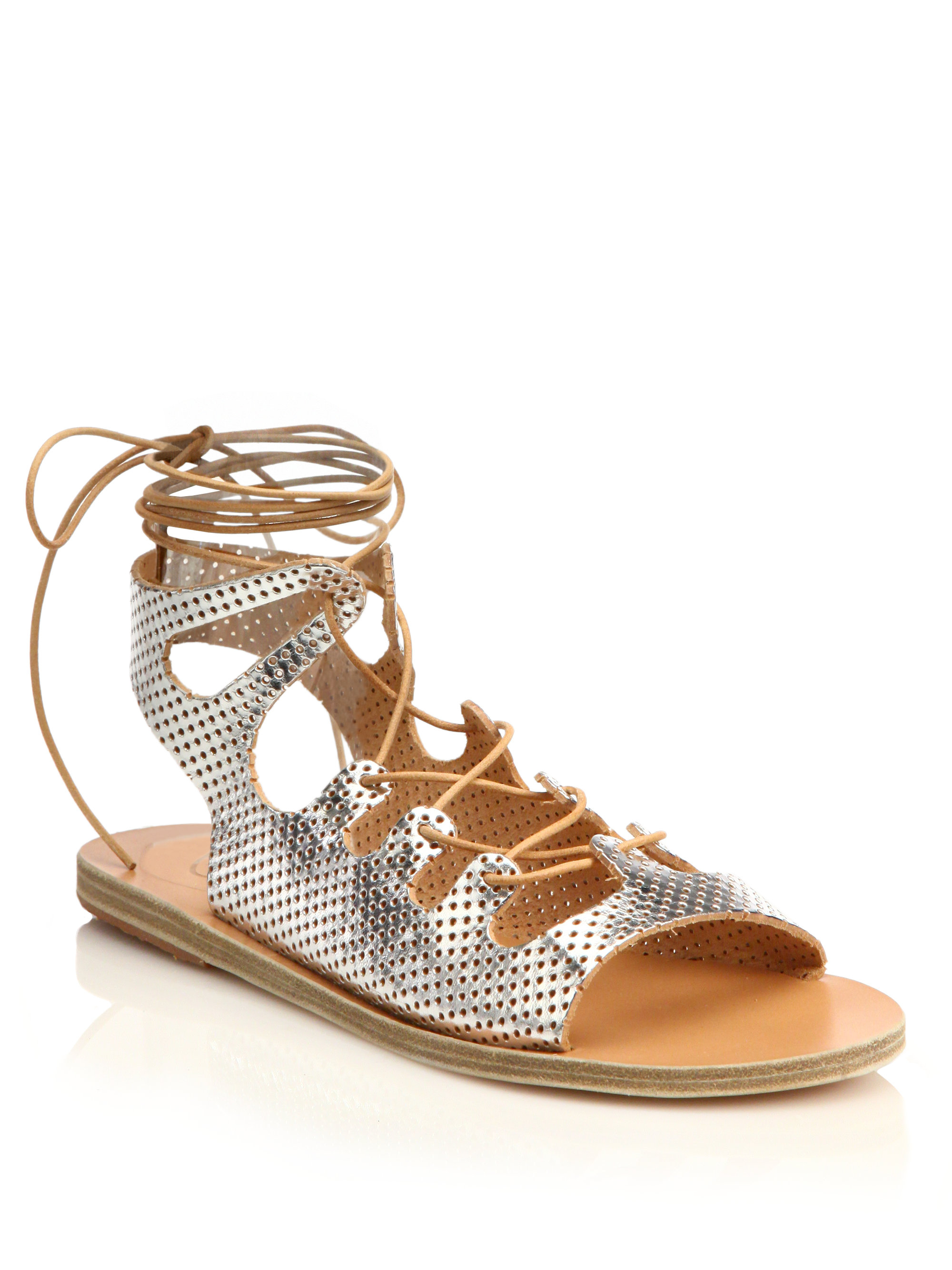 Gallery. Previously sold at: Saks Fifth Avenue · Women's Gladiator Sandals