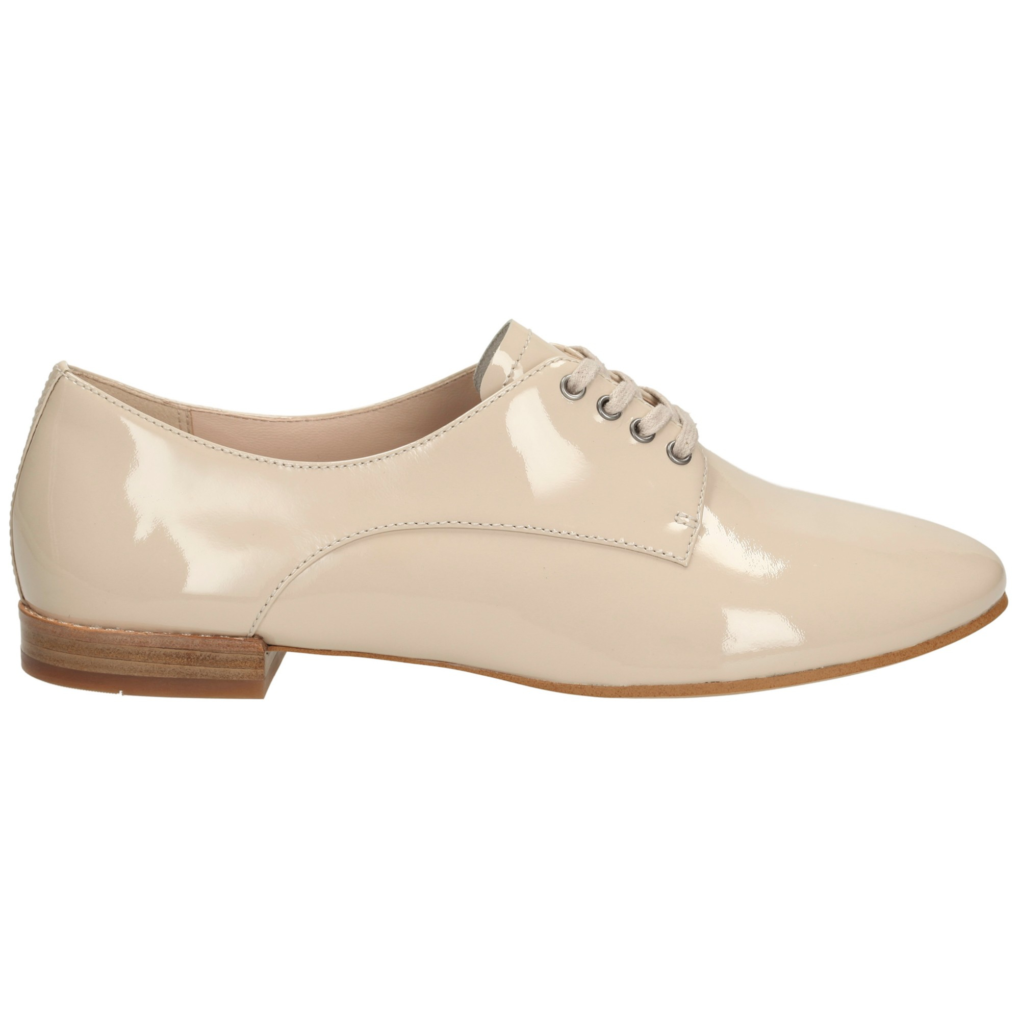 clarks festival gala patent leather shoes in lyst