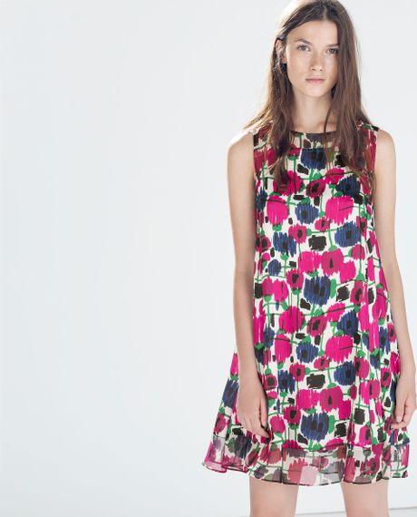 floral printed dresses - photo #15
