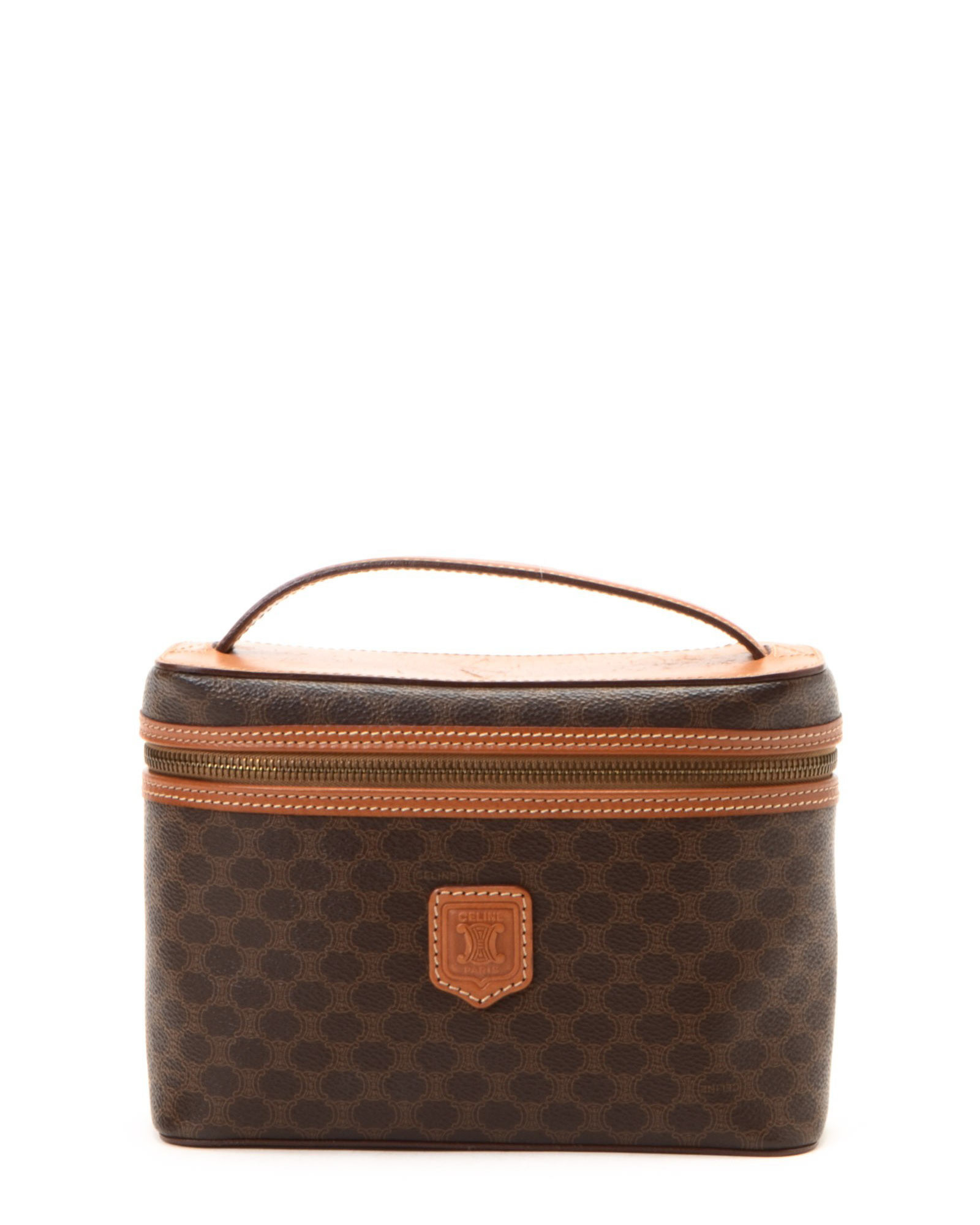 celine belt vanity case