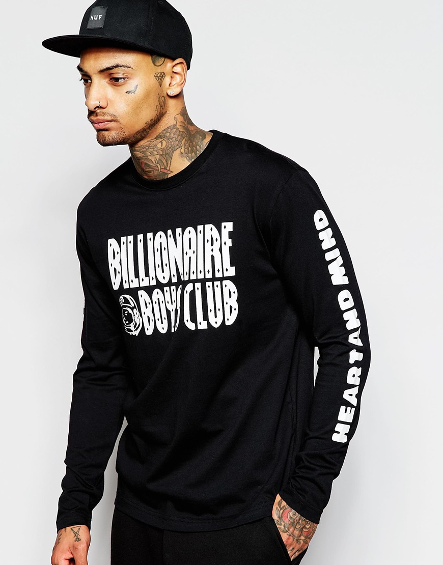 Lyst Billionaire Boys Club Ice Cream Long Sleeve T