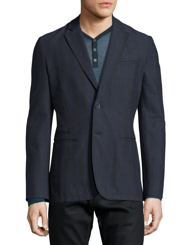 Navy Blue Dress Shirts For Men