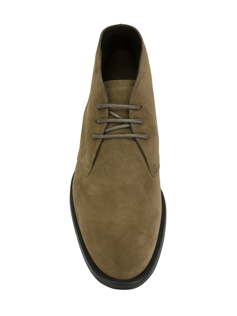 tod 39 s classic desert boots in brown for men lyst. Black Bedroom Furniture Sets. Home Design Ideas