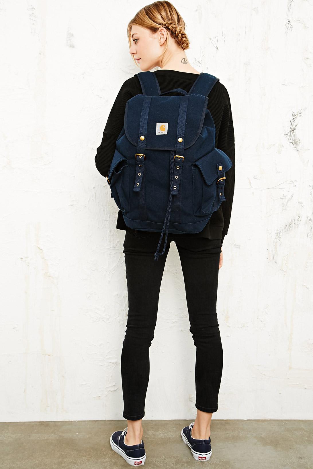 Carhartt Tramp Backpack in Blue - Lyst