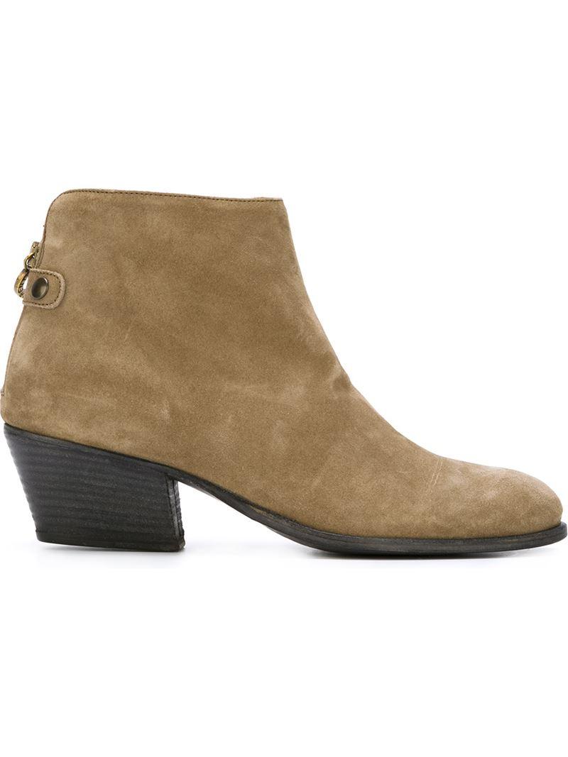 Lyst Fiorentini + Baker 'camyardesia' Ankle stivali in Marrone Marrone Marrone 2c23d9