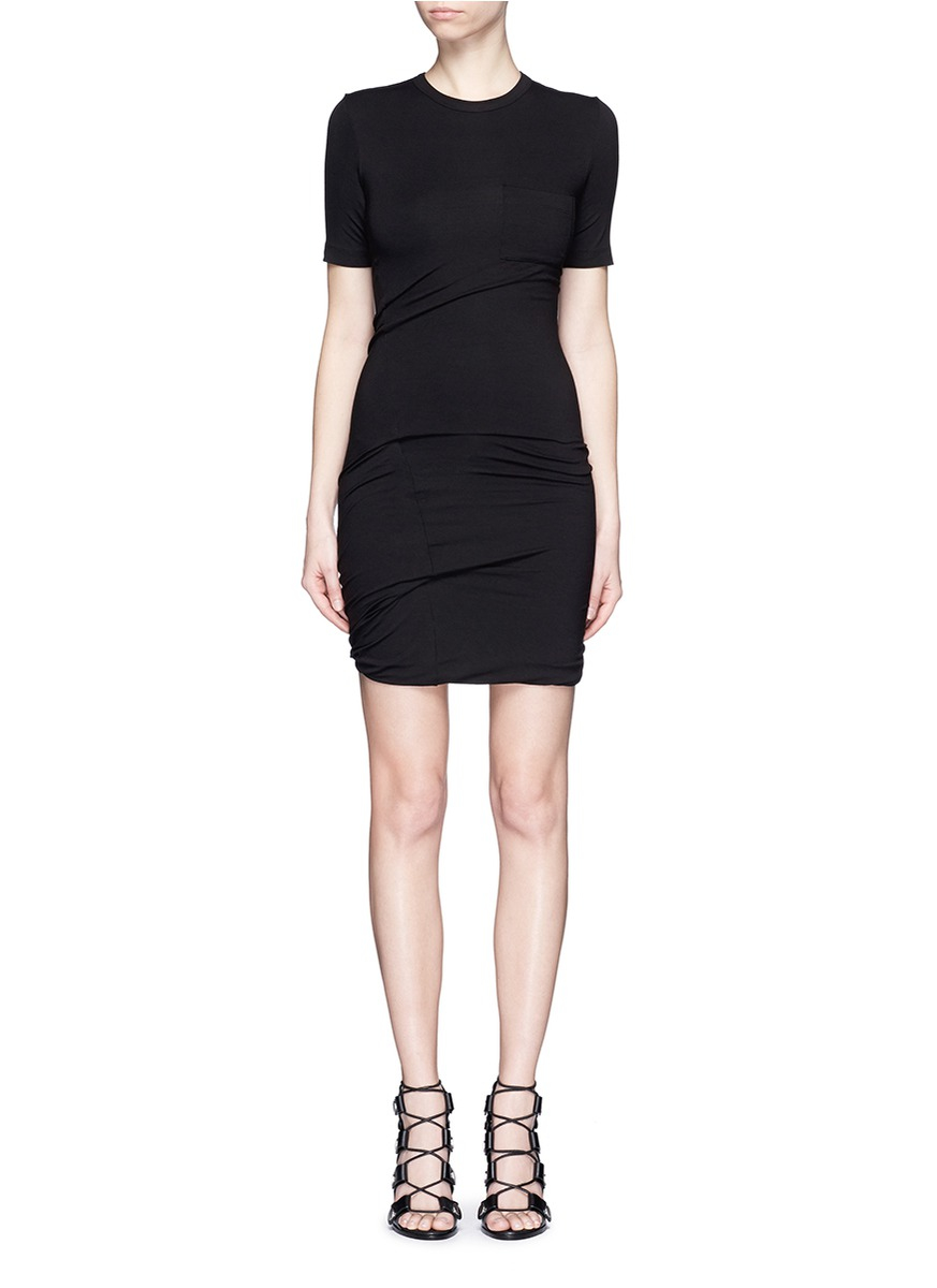 Black t shirt jersey dress - Gallery Previously Sold At Lane Crawford Women S T Shirt Dresses