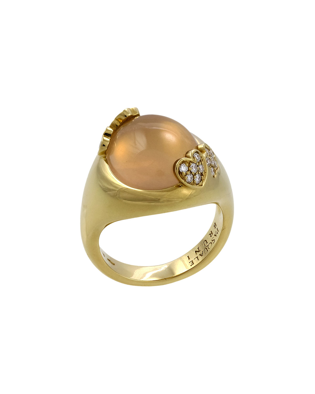 celebrity vintage engagement rings moonstone wedding band kristen bell engagement ring