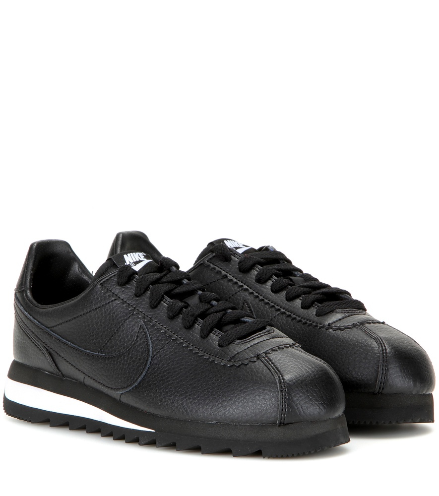 Lyst Nike Classic Cortez Epic Premium Leather Sneakers