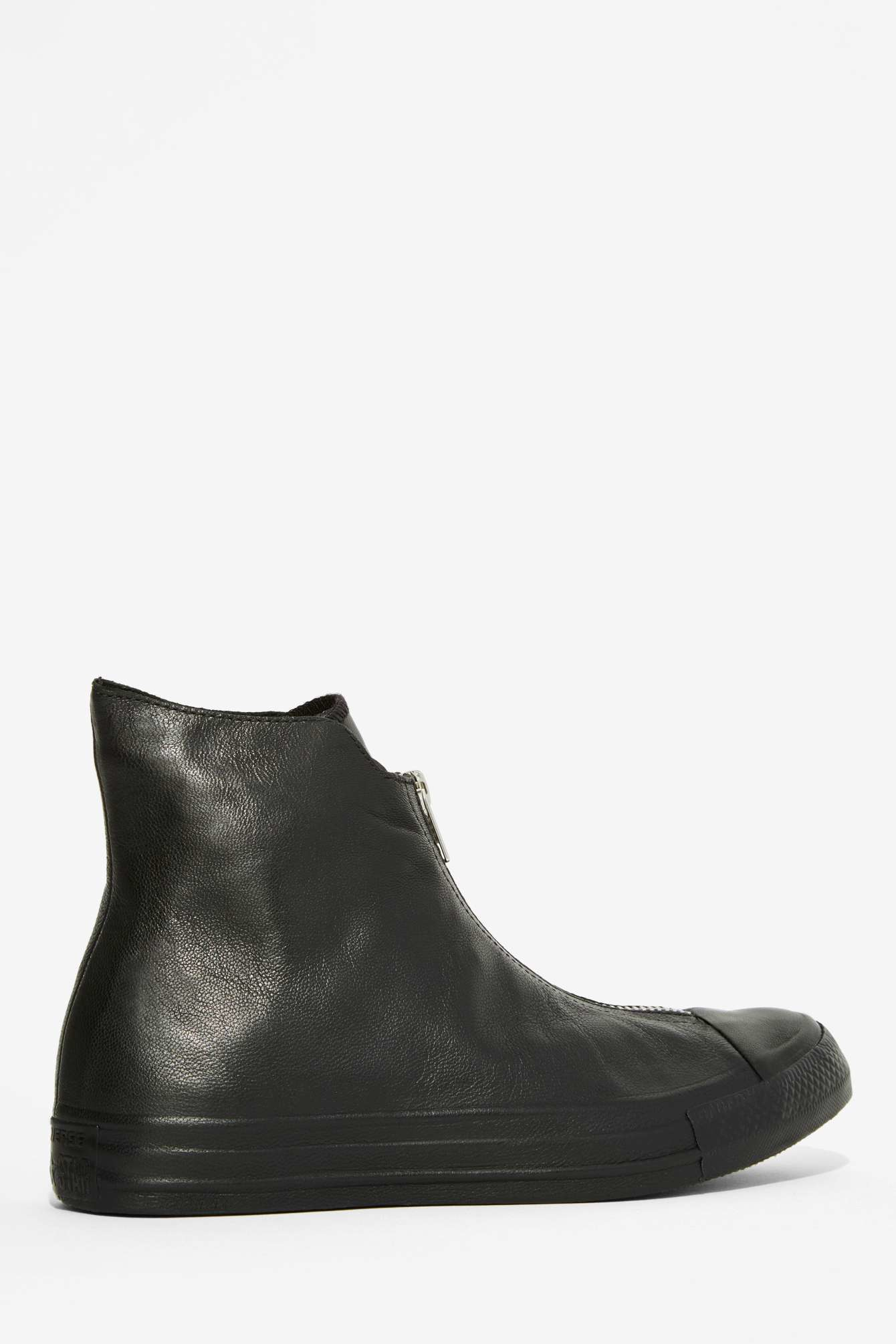 ba30dcdabf61 Lyst - Converse Chuck Taylor All Star Shroud Leather Hi-top-sneaker ...