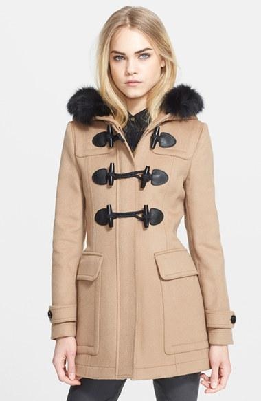 womens duffle coat
