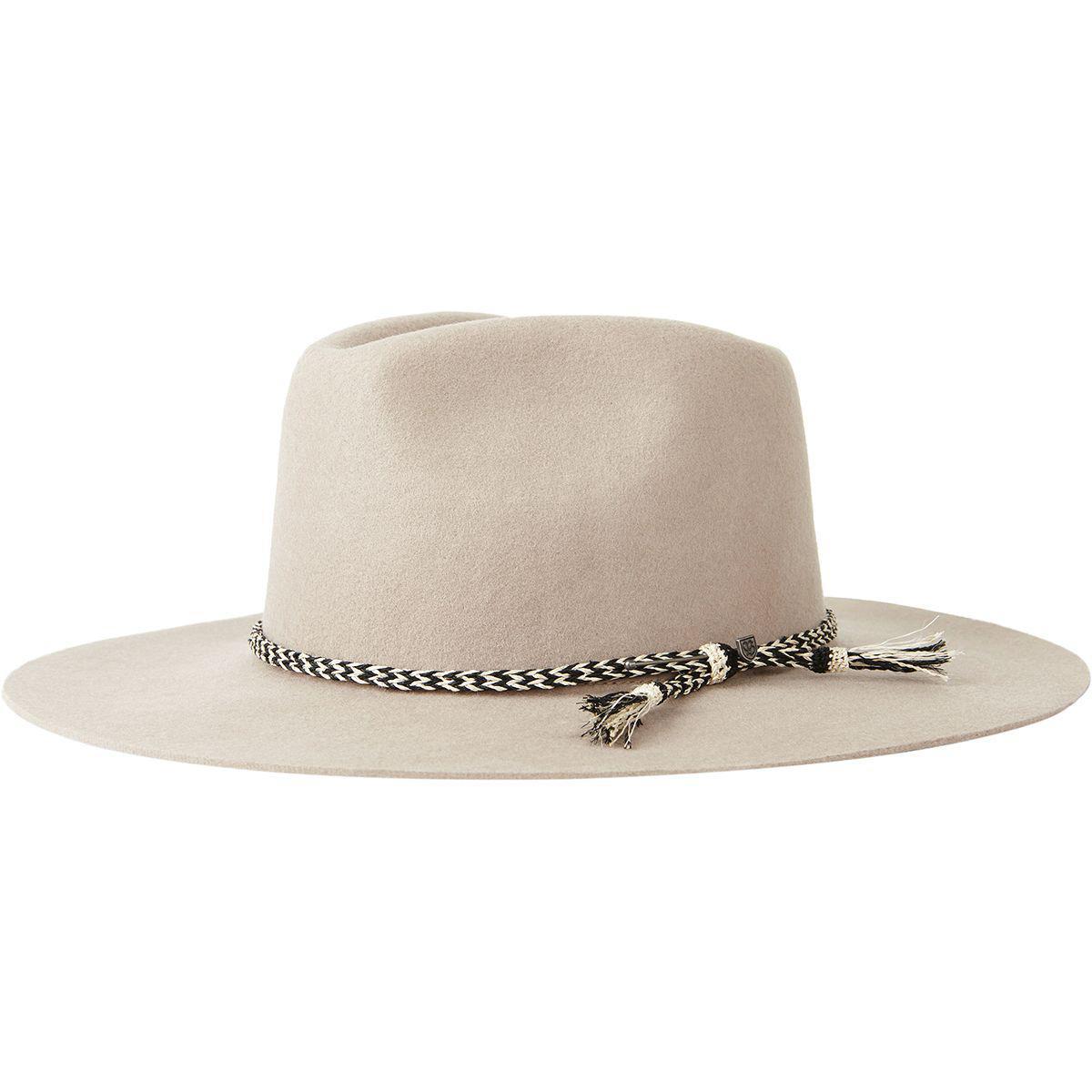 c6d95ec602cfe Brixton Leonard Ii Hat for Men - Lyst
