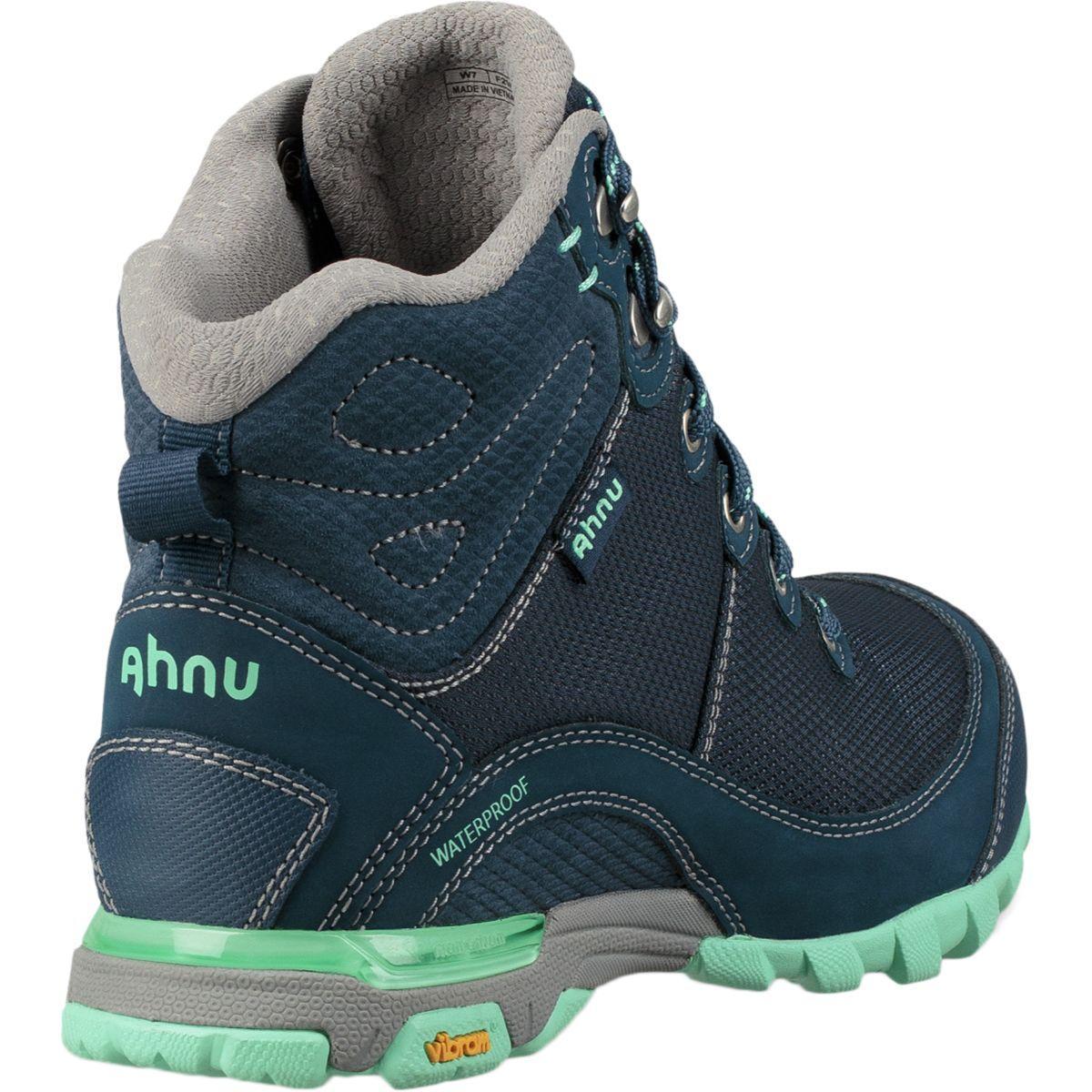 20db60dc5 Teva - Blue X Ahnu Sugarpine Ii Wp Ripstop Hiking Boot - Lyst. View  fullscreen
