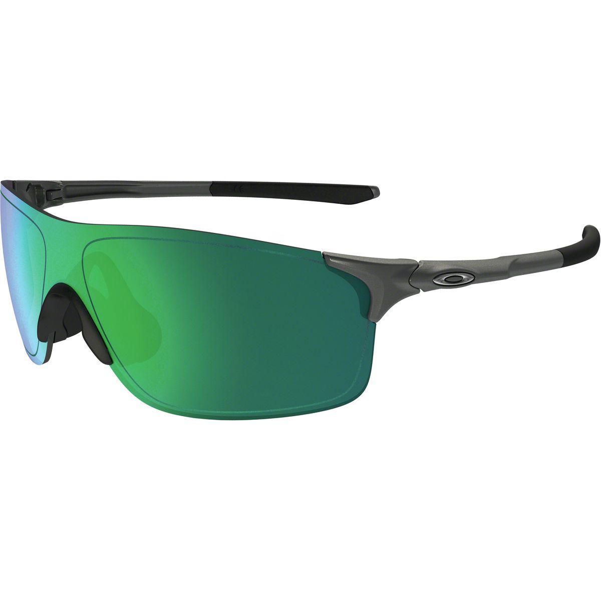 729b84bb1d Lyst - Oakley Evzero Pitch Sunglasses in Green for Men