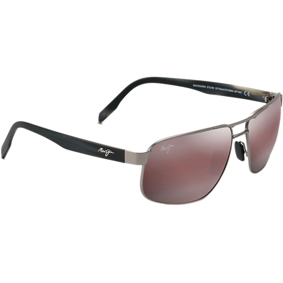 f66c111d26 Lyst - Maui Jim Whitehaven Polarized Sunglasses in Gray for Men