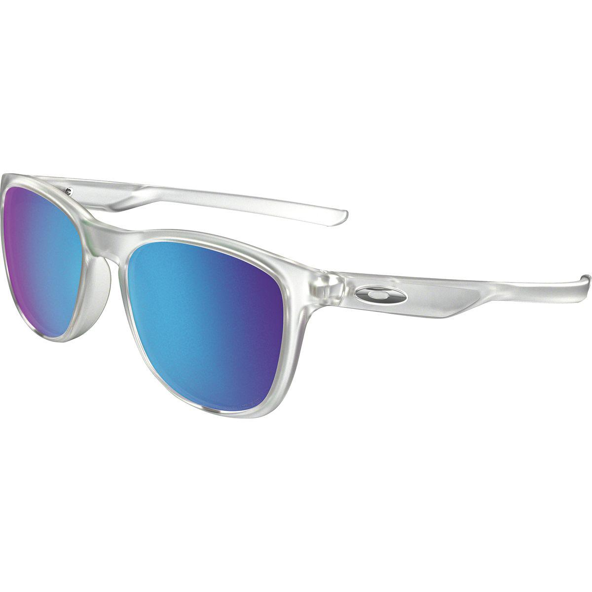 bd2a5bdf1a4 Lyst - Oakley Trillbe X Sunglasses - Polarized in Blue for Men