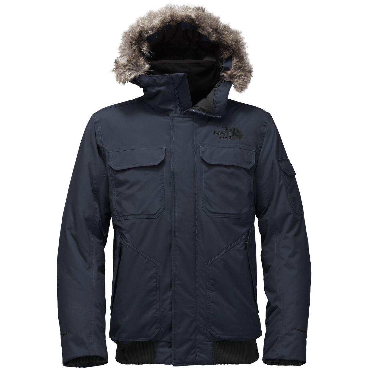 ... denmark the north face blue gotham iii down jacket for men lyst 31ccf  20965 e1c9b0aff