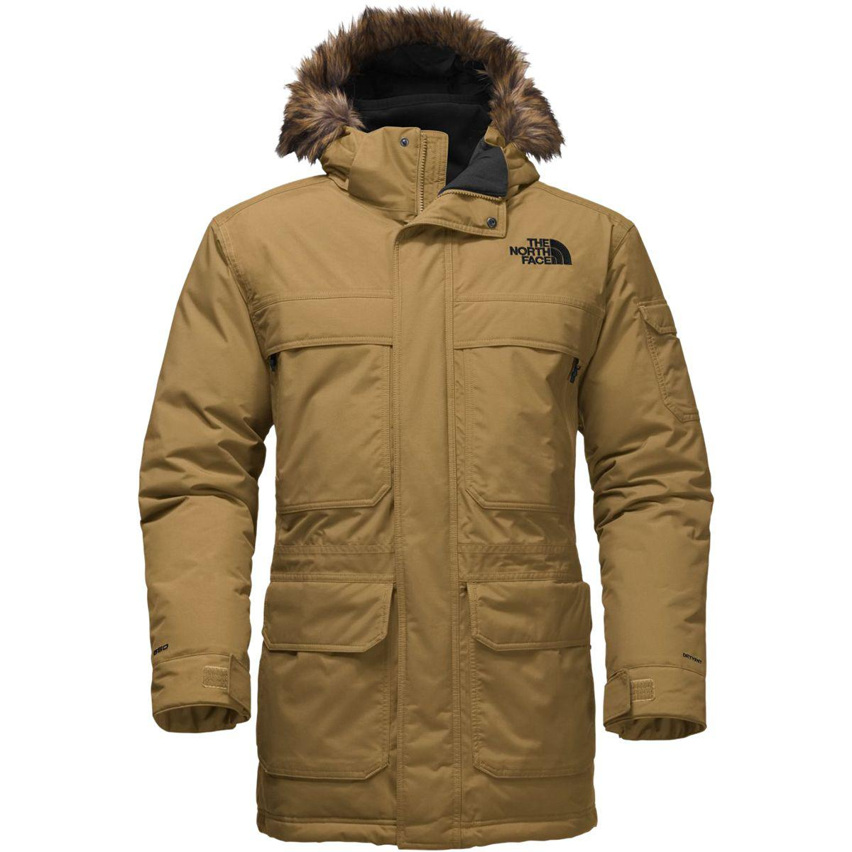 49743133a807 ... reduced lyst the north face mcmurdo hooded down parka iii in green for  men 4ea67 ba344