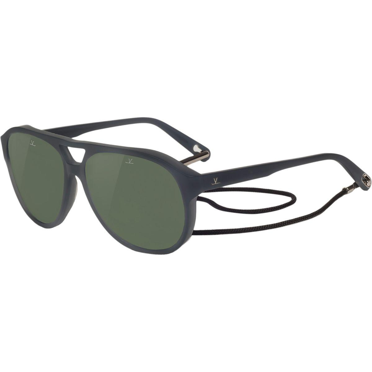 d3d1eeb104f Lyst - Vuarnet Pilot Horizon Vl 1607 Polarized Sunglasses in Gray ...