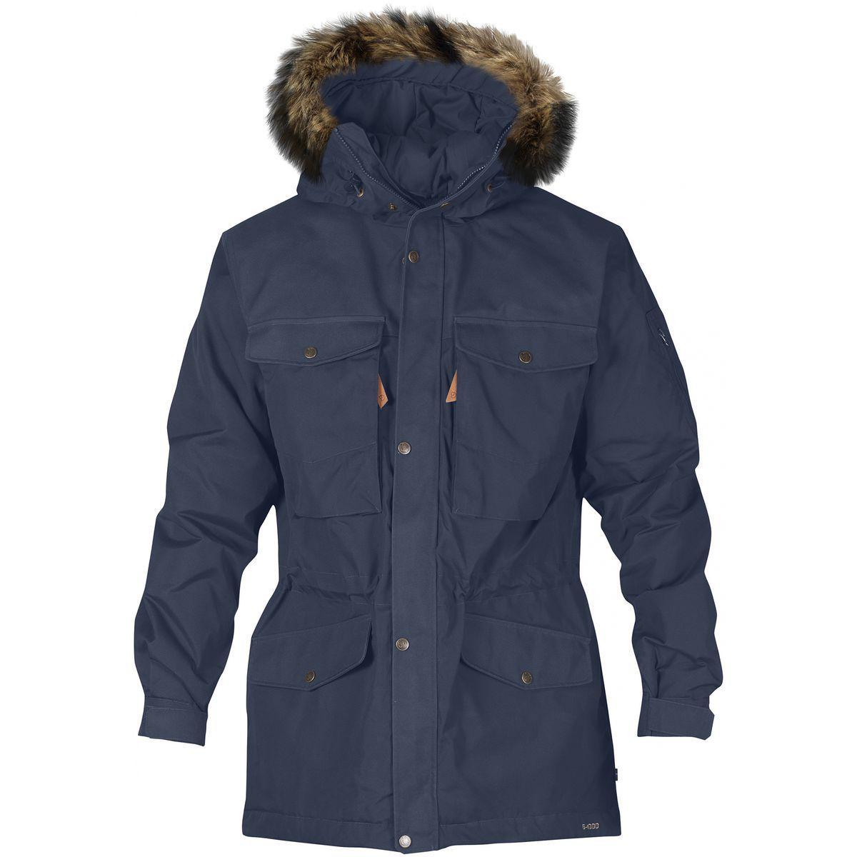 b6c96cfe5db Lyst - Fjallraven Singi Winter Insulated Jacket in Blue for Men ...