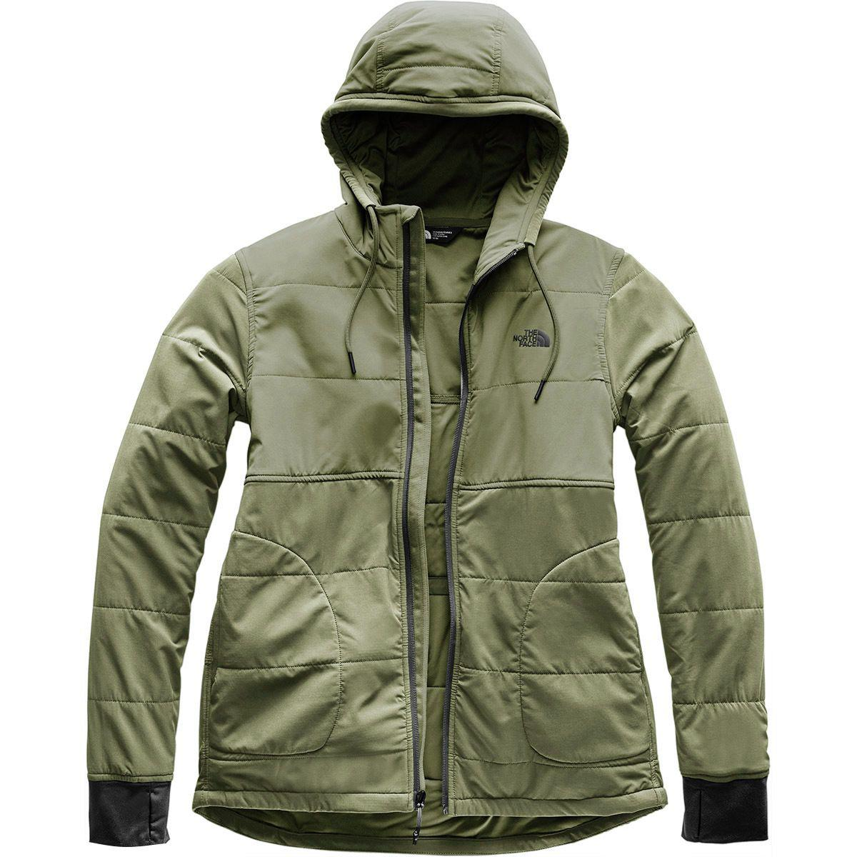 302191ff3a Lyst - The North Face Mountain Full-zip Hooded Sweatshirt in Green