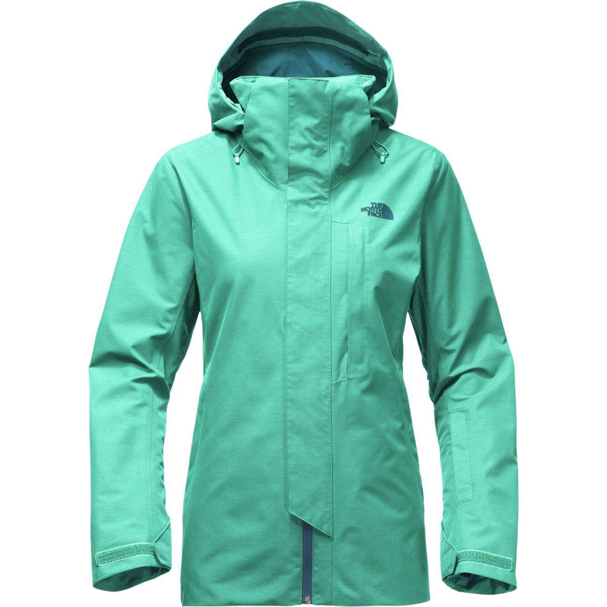 651e137a1621 Lyst - The North Face Alligare Triclimate Hooded 3-in-1 Jacket in Blue